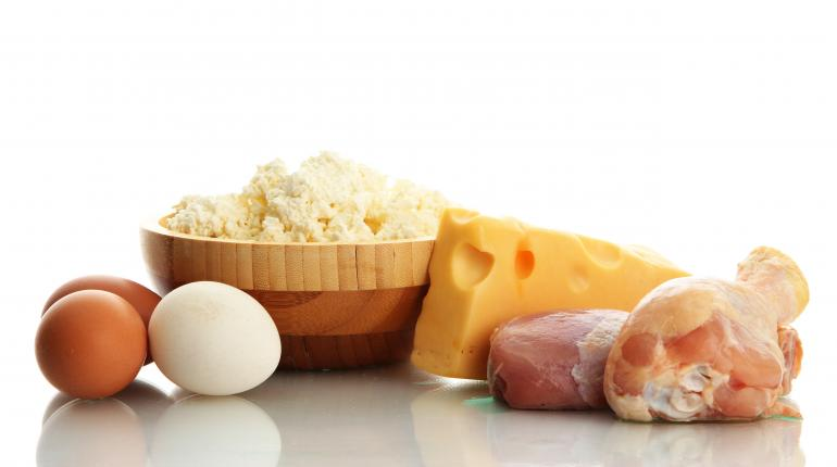 上田市 整体 食事について タンパク質
