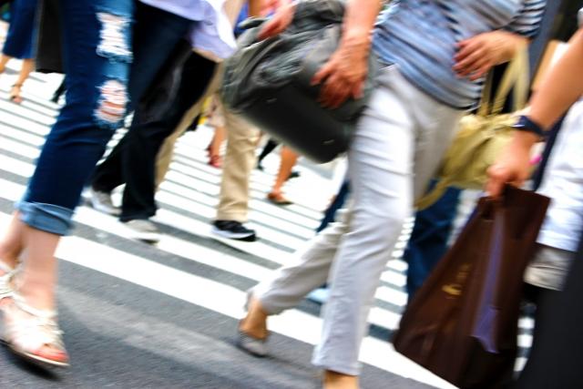 不調を改善するための正しい歩き方 上田市 整体 腰痛