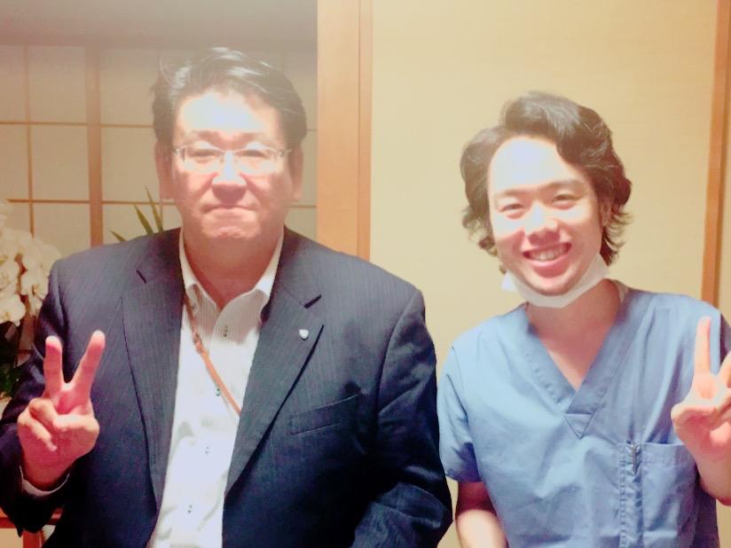 上田市 ヘルニアの痛みが改善した男性の口コミ