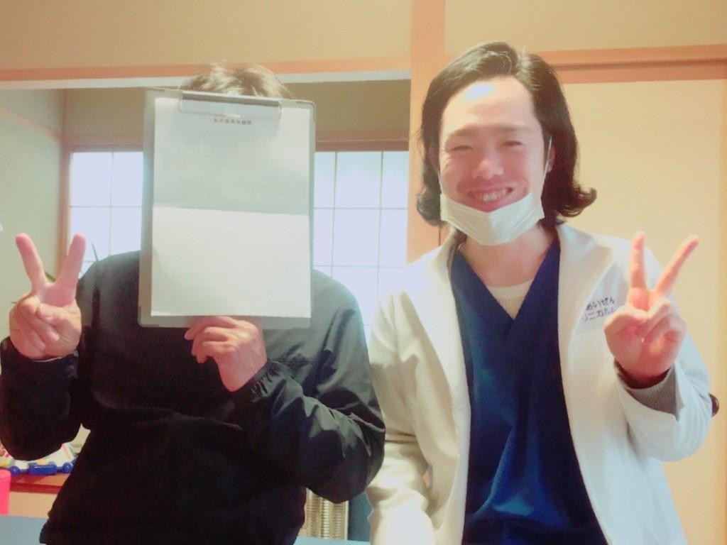 上田市で20年前から腰痛に悩まされていた運送業の男性の口コミ