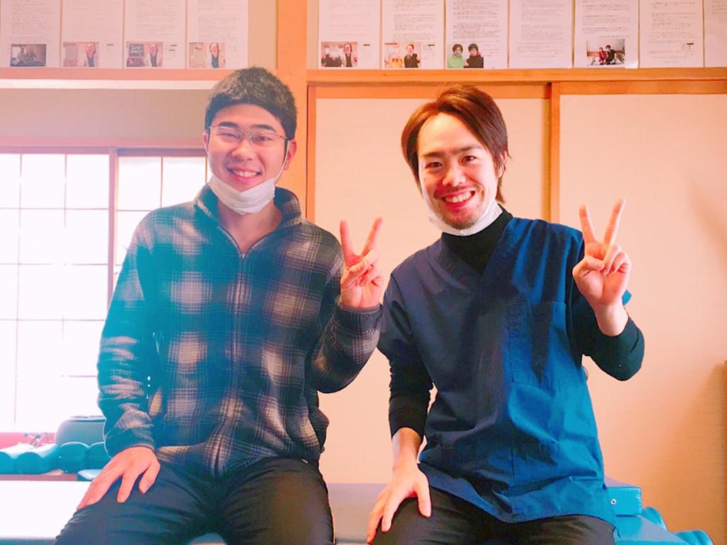 上田市 慢性的な腰痛でお悩みだった吉池様へのインタビューを行いました!