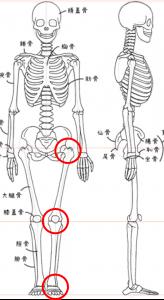 膝関節 負担がかかる原因