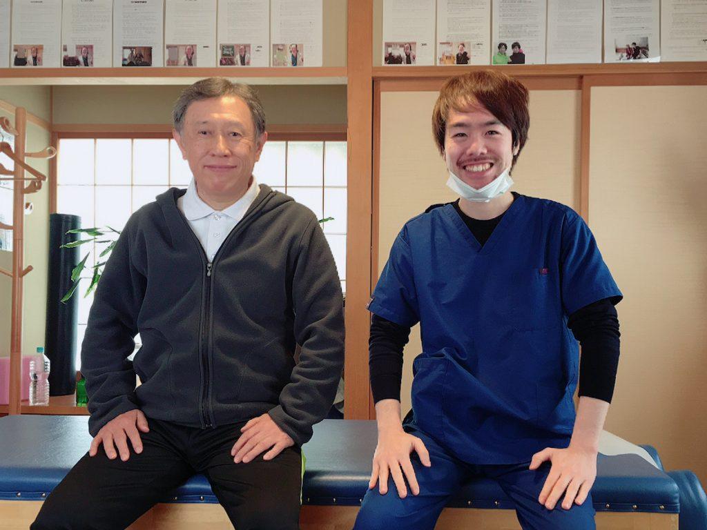 椎間板ヘルニアの再発で上田市からお越しの患者様の声
