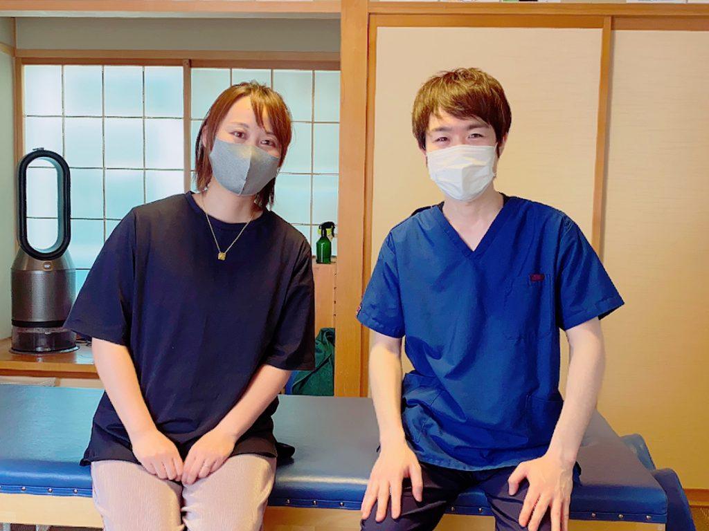 上田市で長年に腰痛にお悩みだった32歳女性がびっくりするほど改善