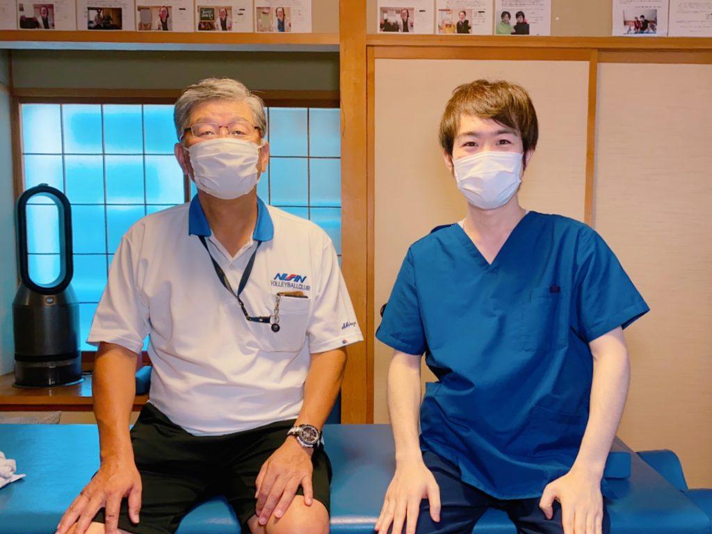 腰痛・脊柱管狭窄症の悪化で歩行困難になりお悩みだった上田市の患者様